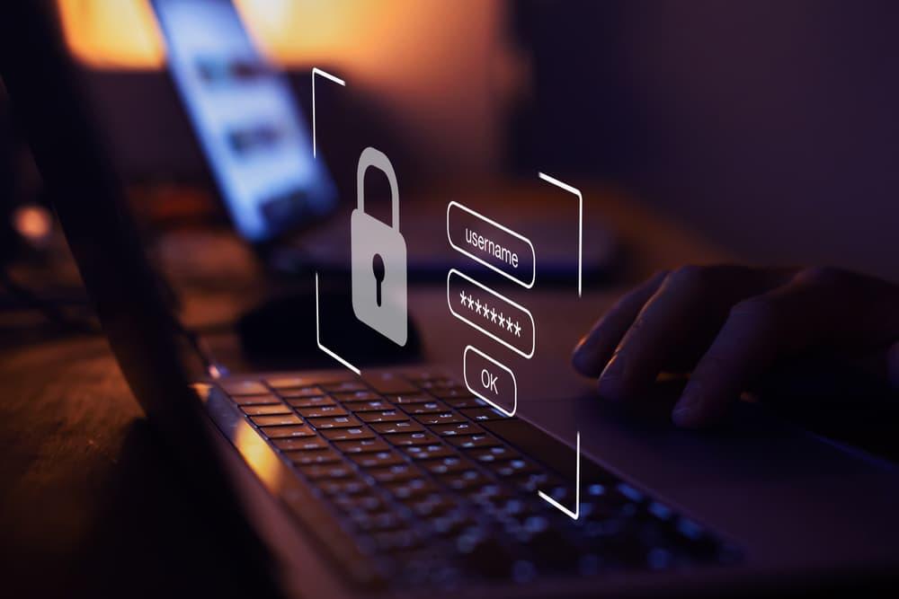 cybersecurity login