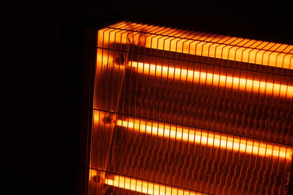 temporary heater