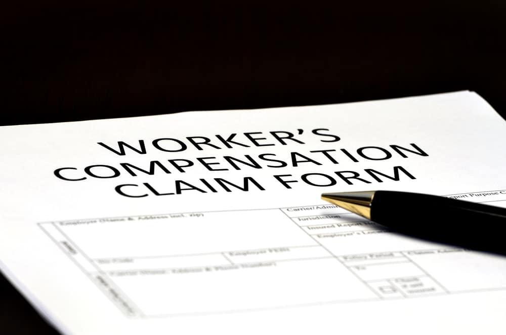 worker's comp claim